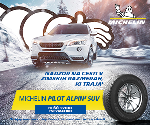 Zorman Michelin Alpin 5 SUV