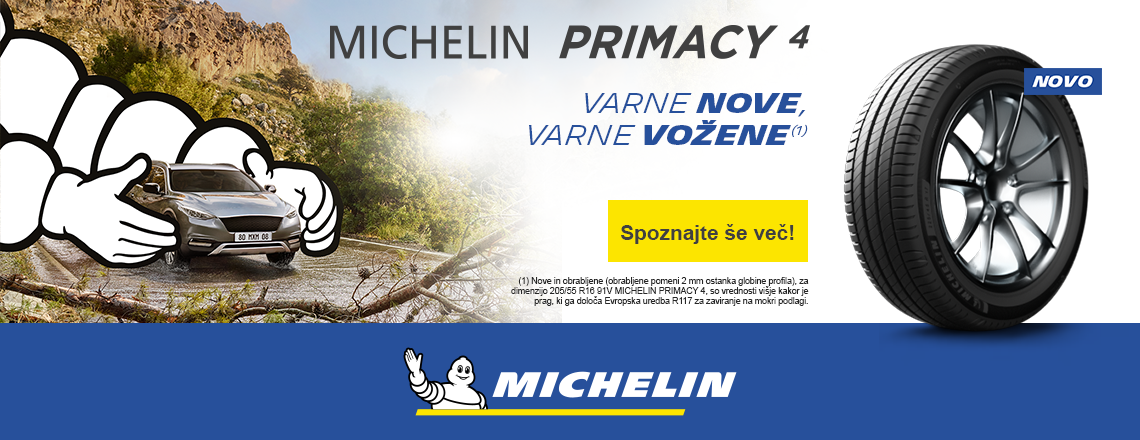 Zorman Michelin Primacy 4